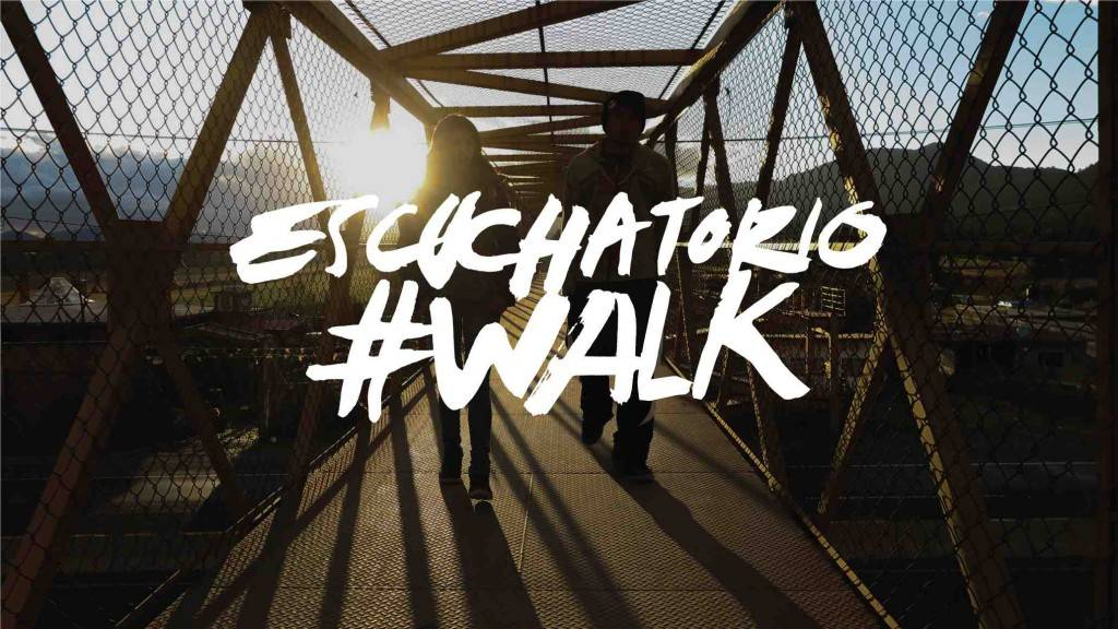 Escuchatorio Walk low