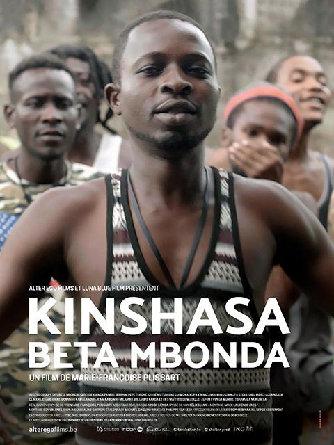 Kinshasa Beta Mbonda
