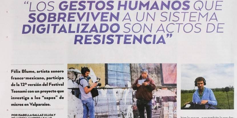 Felix Blume El Ciudadano