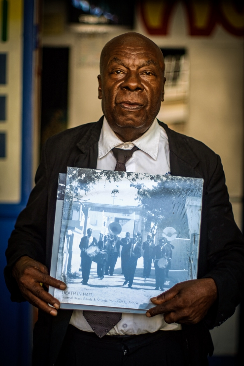 Death in Haiti: Funeral Brass Band & Sounds of Port-au-Prince ...