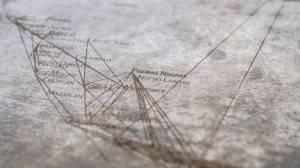 FUGA - mapa de hierro