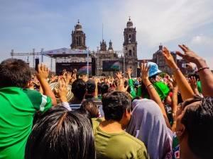 Los Gritos de Mexico