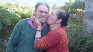 Manolo et sa femme