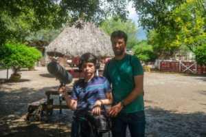 Mauricio y Félix